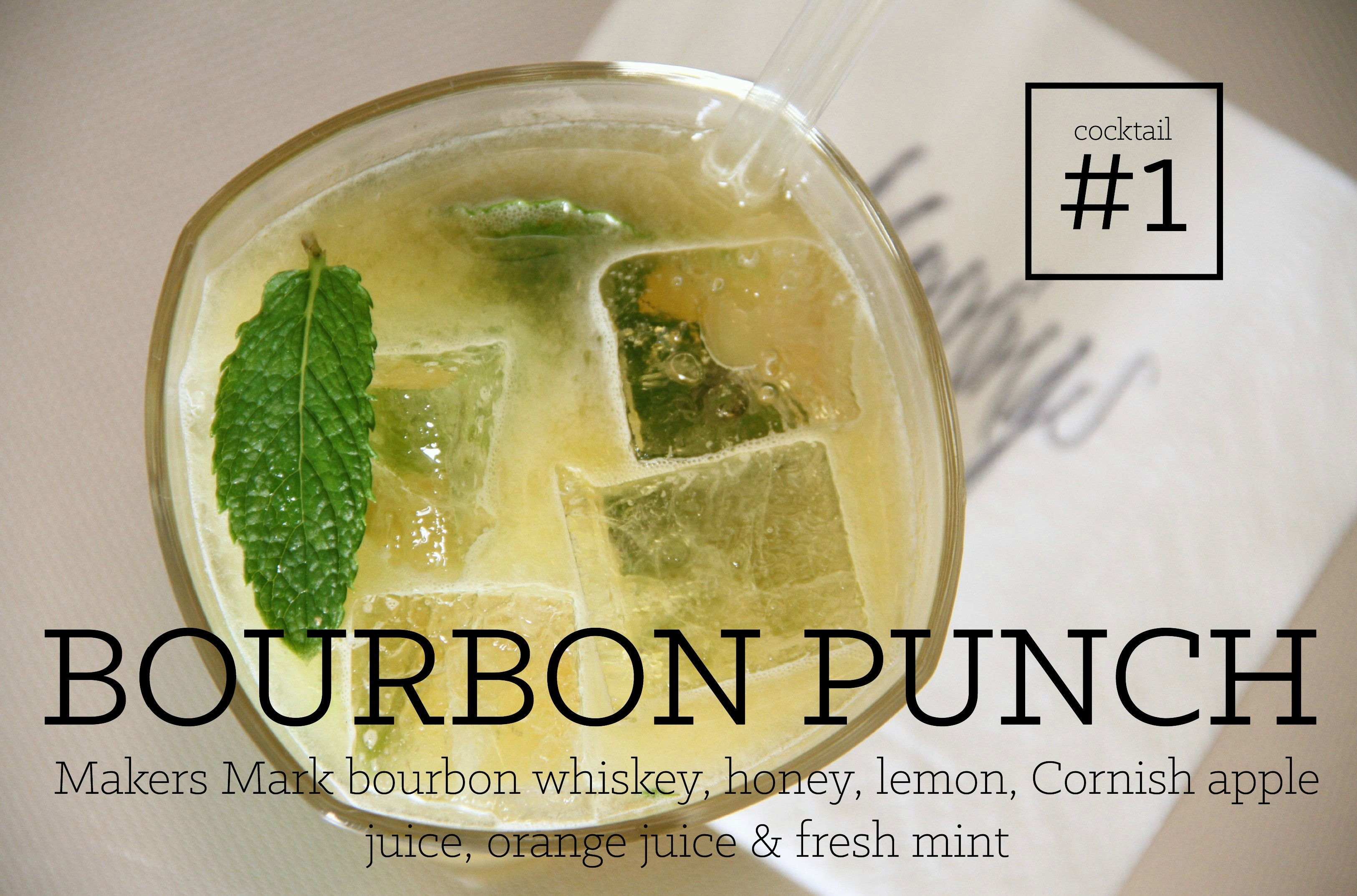 Bourbon Punch Image